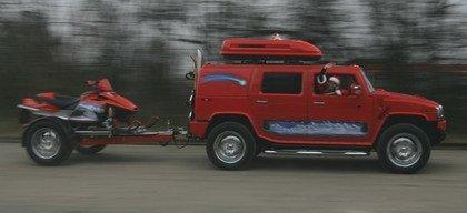Hummer Navidad GeigeCars