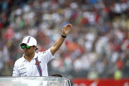 "Felipe Massa: ""Magnussen quiso ganar la carrera en la primera curva"""