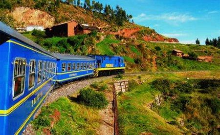 Tren Peru