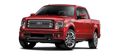 Los 10 coches más vendidos en EE.UU en 2012