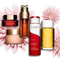 Días de belleza en Clarins: hasta el 30% de descuento en toda la web con regalo incluido