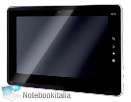 Toshiba SmartPad muestra su aspecto