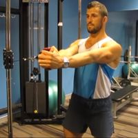Press pallof: un ejercicio intenso y efectivo para trabajar tu abdomen