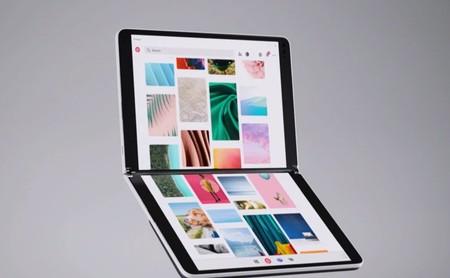Surface Neo es una tableta plegable que se dobla y funciona con Windows 10X