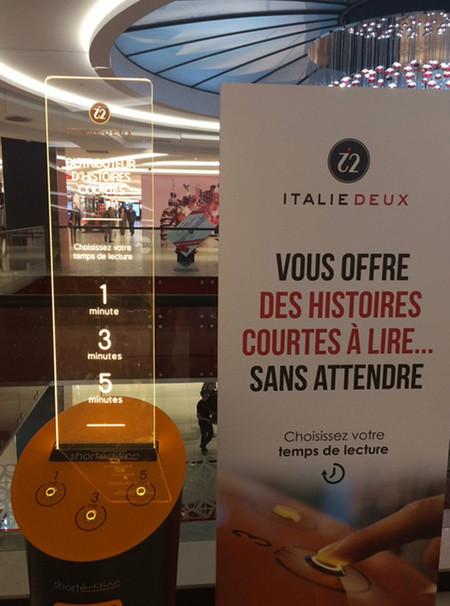Maquinas Expendedoras Distribuyen Relatos En Las Estaciones De Francia 4274 570x