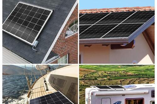 Los mejores paneles solares según los comentaristas de Amazon