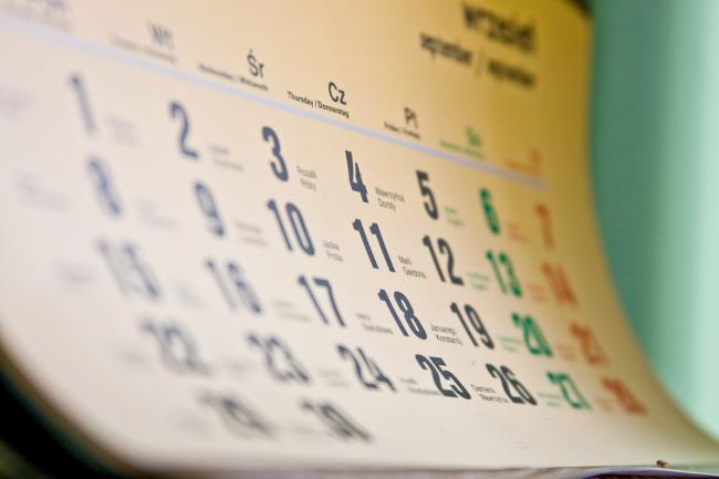Calendario-dieta