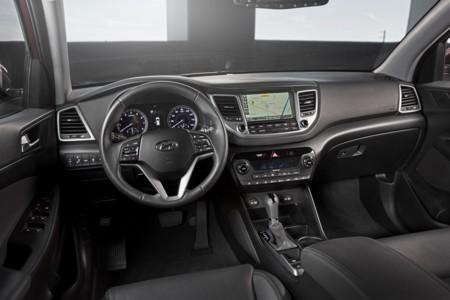 Hyundai Tucson Interior 2017