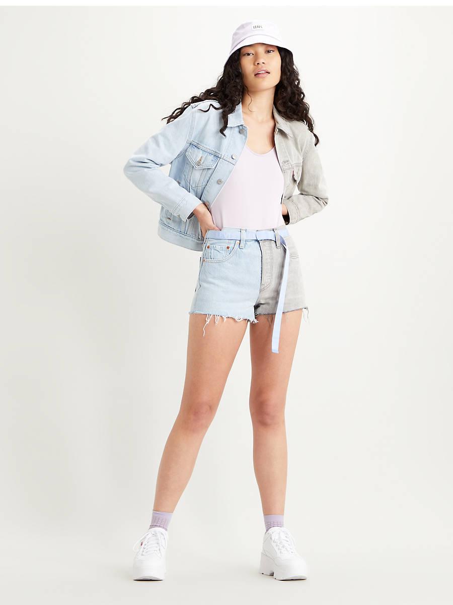 Shorts 501 Levi's bicolor