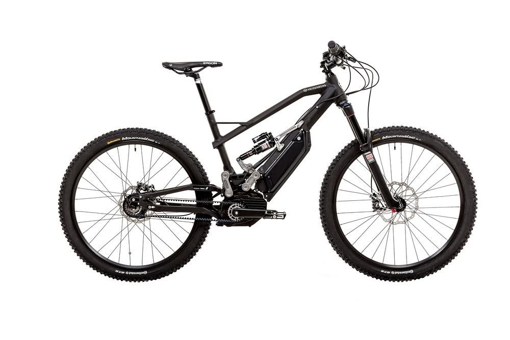 BMW | UFH Heisenberg XF1| Electric Bikes - TinoShare.com
