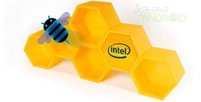 Intel se quiere meter de lleno en la plataforma Android adaptando sus microprocesadores para Honeycomb