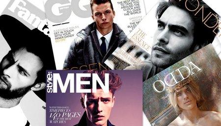 El Kiosko de Trendencias Hombre. Ya están aquí los esperados <em>september issues</em> (I)