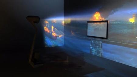 Immersis transforma tu habitación en el escenario de tu videojuego favorito