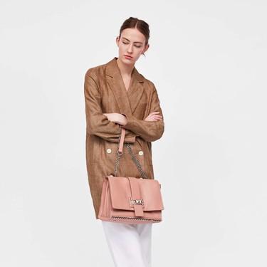 Rebajas 2018: 12 bolsos de piel de Zara por menos de 30 euros