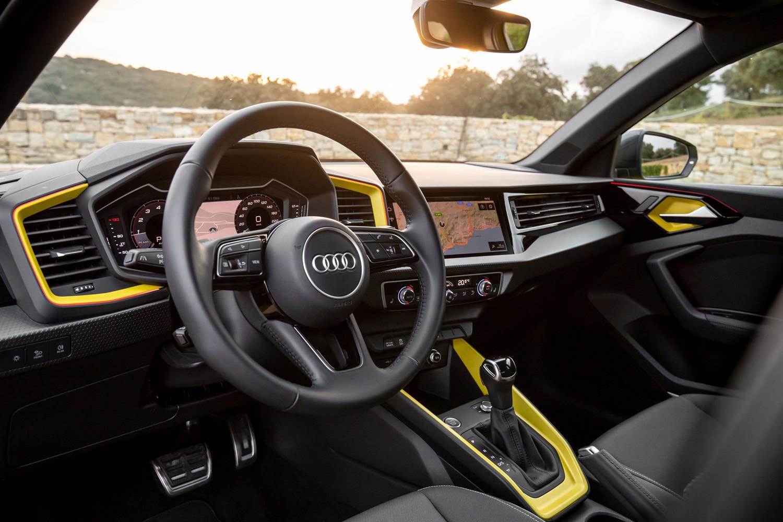Foto de Audi A1 2018, toma de contacto (142/172)