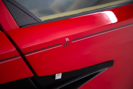 Lamborghini Countach De Mario Andretti 1