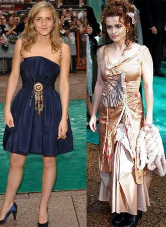 La premiere de Harry Potter