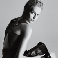 Vanessa Axente protagonista de la campaña Calvin Klein Collection Otoño-Invierno 2013/2014