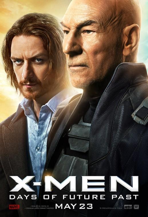 Foto de 'X-Men: Días del futuro pasado', carteles (4/21)