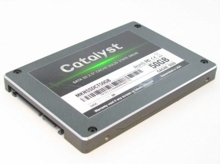 Mushkin Catalyst Caché SSD