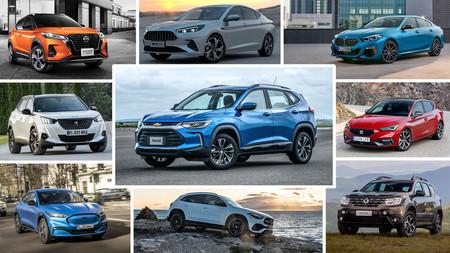 Los 51 autos que llegarán a México durante la segunda mitad de 2020