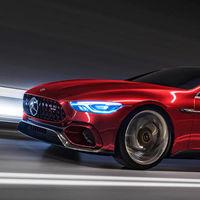 Mercedes competirá de manera directa con el Panamera gracias al nuevo AMG GT4 que presentarán en Ginebra