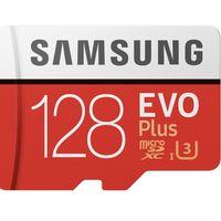 Tarjeta de memoria MicroSD de 128GB Samsung EVO Plus U3 por 30,84 euros y envío gratis