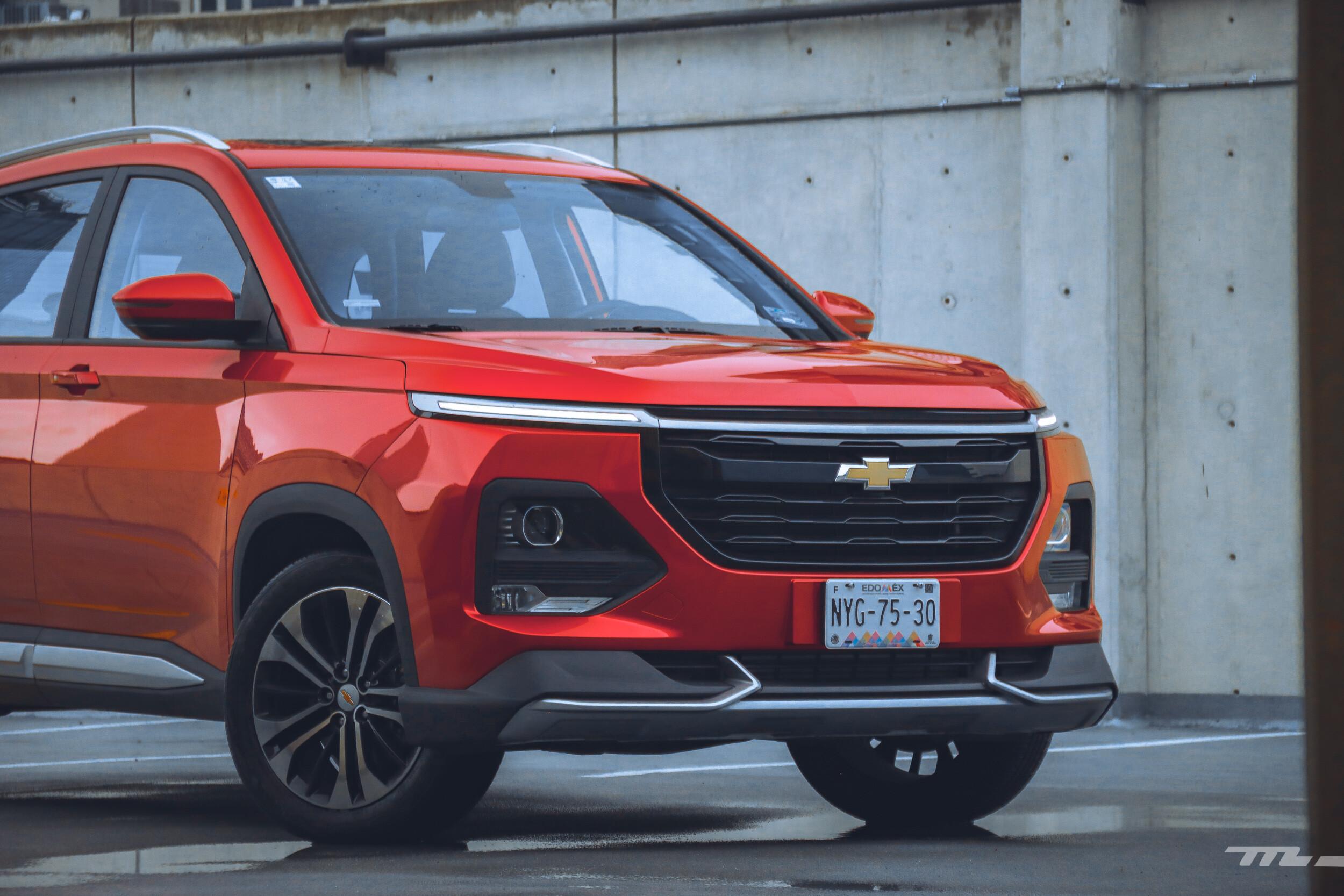 Foto de Chevrolet Captiva 2022 (31/54)