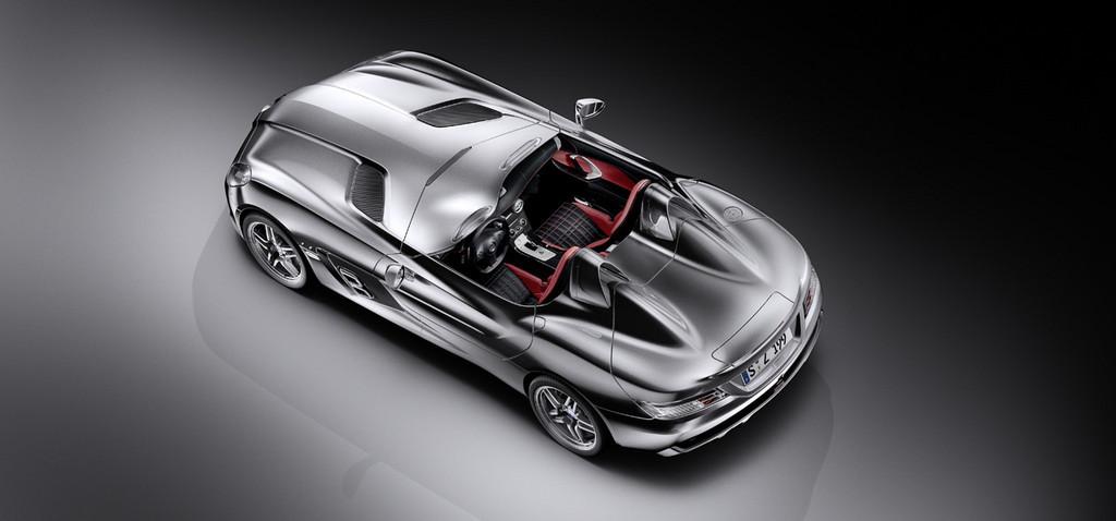 Foto de Mercedes-Benz SLR Stirling Moss (8/44)