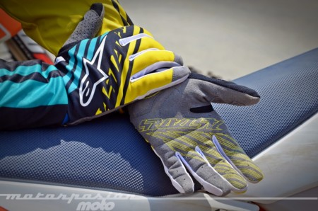 Alpinestars Racer Supermatic Tech 7
