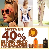 Bodybell oferta hasta un 40% de descuento en cremas solares para esta Semana Santa