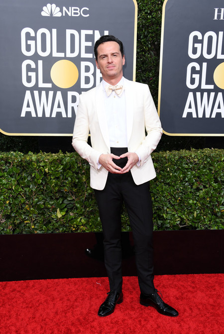 Andrew Scott Red Carpet Alfombra Roja Trendencias Hombre Globos De Oro Golden Globes 2020 02