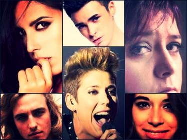 ¿Quién te gustaría que  representara a España en Eurovisión 2017? Vota por tu candidato preferido
