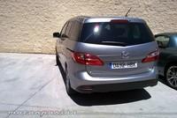 Mazda5, prueba (valoración y ficha técnica)