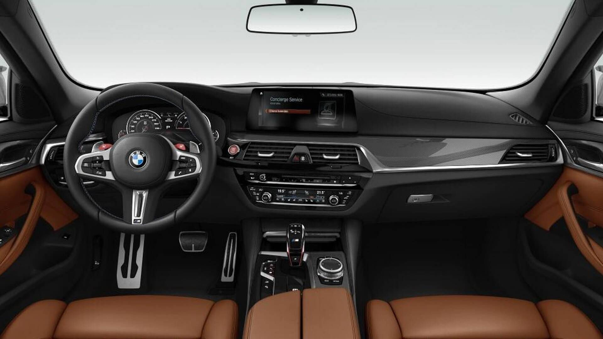 Foto de BMW M5 Competition Package (7/8)
