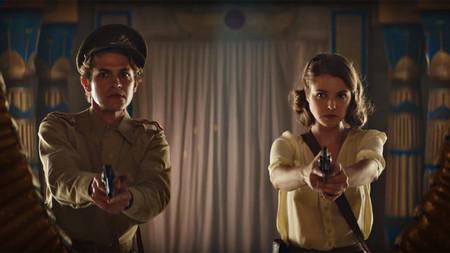 El tráiler de 'Stargate: Origins' promete un refrescante híbrido de 'Indiana Jones' y 'Agent Carter'