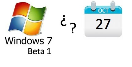Rumor: Windows 7 beta 1 en octubre y disponible a partir de junio 2009
