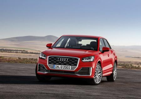 Audi Q2 Frente
