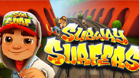 9 Subway surfers
