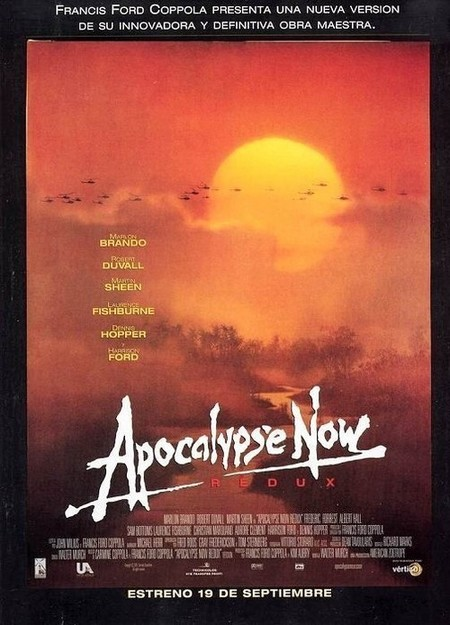 Estreno en TV de Apocalypse Now redux
