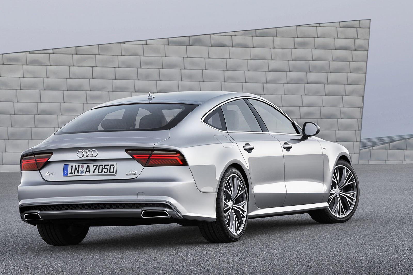 Foto de Audi A7 Sportback (3/11)
