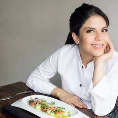 Gabriela Ruiz: una chef mexicana que cocina en honor a las mujeres de su familia y al sureste del país