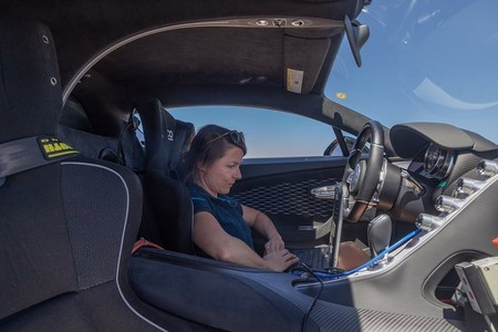 Bugatti Divo Prototype Testing 4
