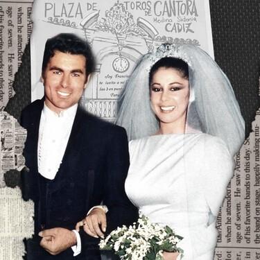 Se venden invitaciones a la boda de Isabel Pantoja y Paquirri en Wallapop: los precios se disparan entre tanto cotorreo en Telecinco