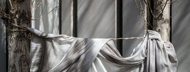 ¿No quieres visillos en tus ventanas? La colección Adire de Alhambra te hará cambiar de opinión