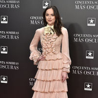 Dakota Johnson de Gucci