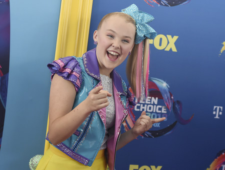 teen choice awards 2018 JoJo Siwa