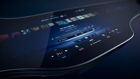 Mercedes Hyperscreen 1