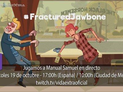 Jugamos en directo a Manual Samuel a las 17:00h (las 10:00h en Ciudad de México) [finalizado]