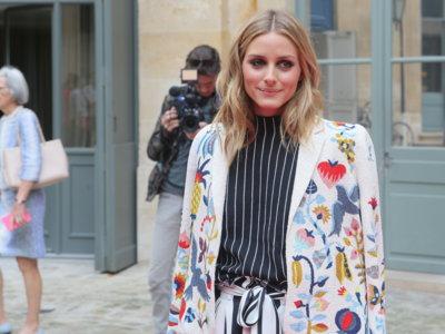 ¡Siempre fabulosa! Así son los primeros looks de Olivia Palermo en la Semana de la Alta Costura de París